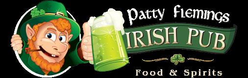 Patty Flemings Irish Pub Logo